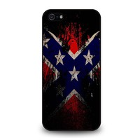 BROWNING REBEL FLAG iPhone 5 / 5S / SE Case Cover
