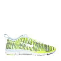 Nike Free 5.0 Tr Fit 4 Prt Lime Print Trainers