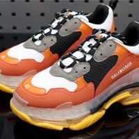 Balenciaga Tripe-S Orange/Black/White