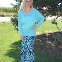 New in Town Pants -Mint