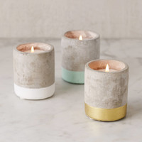 Small Concrete Candle | Urban Outfitters