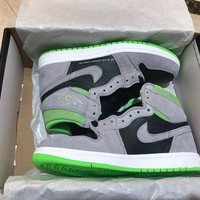 "Air Jordan 1 Retro High OG ""Neutral Green"" - Best Deal Online"