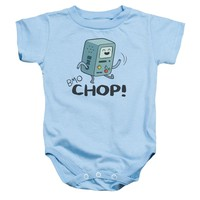 Adventure Time - Bmo Chop Infant Snapsuit Officially Licensed Baby Clothing