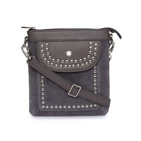 Phive Rivers Women's Leather Crossbody Bag -PRU1332