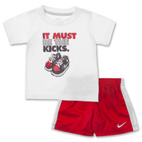 Boys' Infant Nike It Must Be The Kicks Set