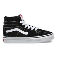 Vans Kids Sk8-Hi (black/true white)