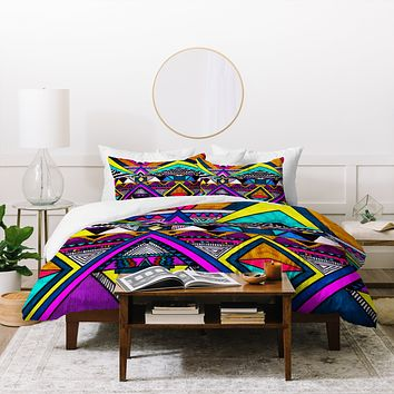 Kris Tate Tribal 2 Duvet Cover
