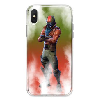 FORTNITE SMOKE RUST LORD CUSTOM IPHONE CASE