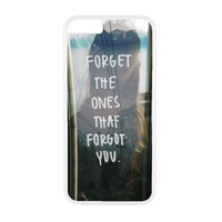 Forget the Ones that Forgot You Case
