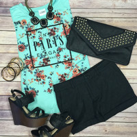 Paris Tank: Mint