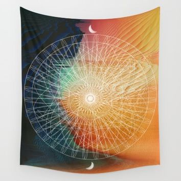 Good Life Wall Tapestry by Ducky B