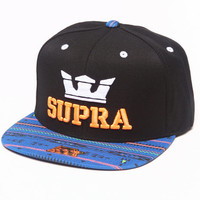 DrJays.com - Detailed Images of Above Starter Snapback Cap by Supra