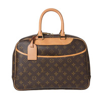 SOLD - Louis Vuitton Monogram Travel Bag. Classic!