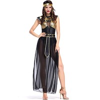 Egyptian Cleopatra Costume Women Adult Egypt Queen