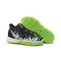 Nike Kyrie 5 EP - Black/Fluorescent Green