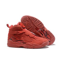 Air Jordan 8 Retro Red Size 40-47
