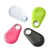Smart Bluetooth Tracker Anti-lost Device GPS Locator Tag Alarm For Mobile Child Bag Wallet Key Finder Locator Anti Lost Tracker