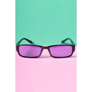 Pipeline Deadstock Rectangle Sunnies