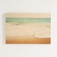 Bree Madden For DENY Ombre Beach Wood Panel | Urban Outfitters