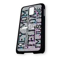 A Day To Remember Quote Samsung Galaxy S5 Case
