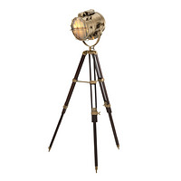 Brass Tripod Floor Lamp | Eichholtz Atlantic
