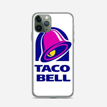 Taco Bell  Tshirt White iPhone 11 Pro Case