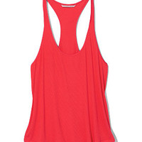 Ribbed Racerback Tank - Victoria's Secret
