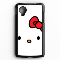 Cartoon Hello Kitty Nexus 5 Case