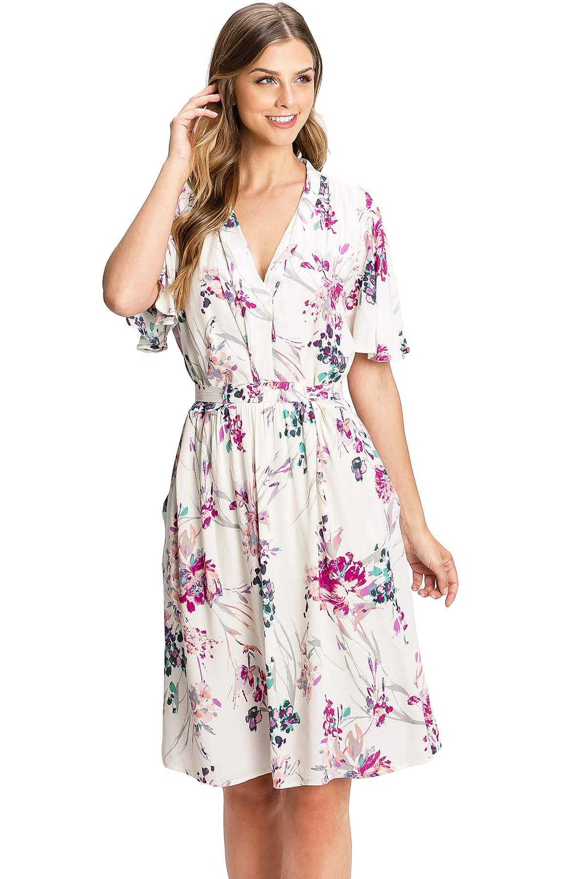 Image of Loralei Floral Dress