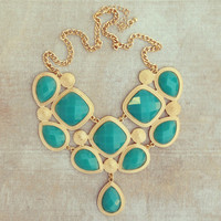 Pree Brulee - Azure Sands Necklace