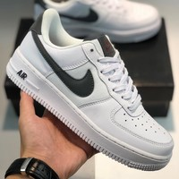 "Nike Air Force 1 '07 LV8""white  blue-grey"" cheap Men's and women's nike shoes"