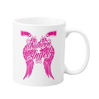 Southern Angel Coffee Mug