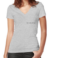 ''Only a fool for you' Blackbear Quote' T-Shirt by Katie Smith