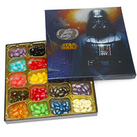 Star Wars Jelly Belly 20 Flavors Jelly Beans Sampler: 8.5-Ounce Gift B