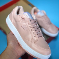 DCCK N417 Nike Wmns Grandstand II Leather Low Skate Shoes Pink