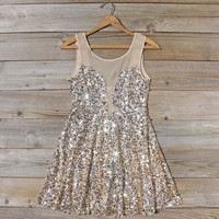 Summer Gold Dress