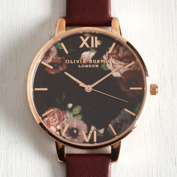 Minute by Magnificent Watch by Olivia Burton from ModCloth