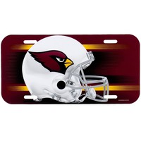 Arizona Cardinals - Helmet License Plate
