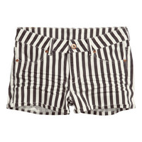 Short-shorts - from H&M