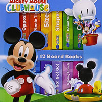 My First Library: Mickey Mouse Clubhouse