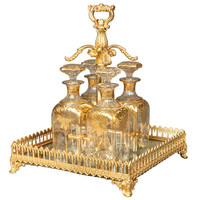 An Antique Drinks Set of the Napoleon III Period