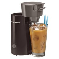 Hamilton Beach Personal Iced Beverage Brewer - Brown