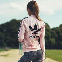 adidas Originals Pastel Rose Track Jacket