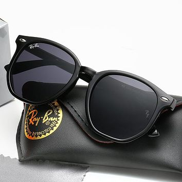 Vogew Ray-ban casual ladies beach sunglasses are a hot seller of gradient large frame sunglasses