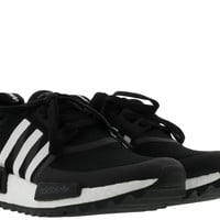 Adidas Men Black White Mountaineering Trail NMD Sneakers