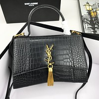 YSL Saint Laurent Women Bag Shoulder Bag Handbag Bag Black