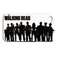 Walking Dead Custom Case for iPhone 5/5s and iPhone 4/4s