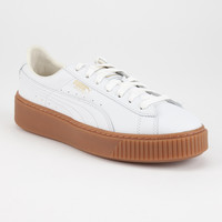 PUMA Basket Platform Core Womens Sneakers | Featured Collection