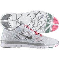 Nike Women's Free 5.0 TR FIT 4 Training Shoe - White/Pink | DICK'S Sporting Goods