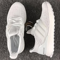 ADIDAS UltraBoost trend men's casual sports shoes